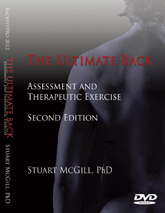 The Ultimate Back (DVD) Second Edition